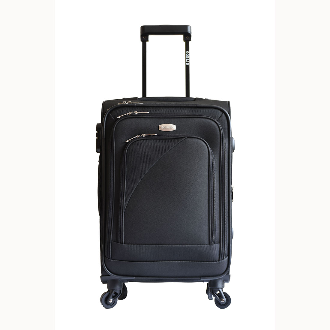 318f8faac ... Goblin Solitaire Soft luggage 4 wheels Trolley Bag. Back. solitaire -front